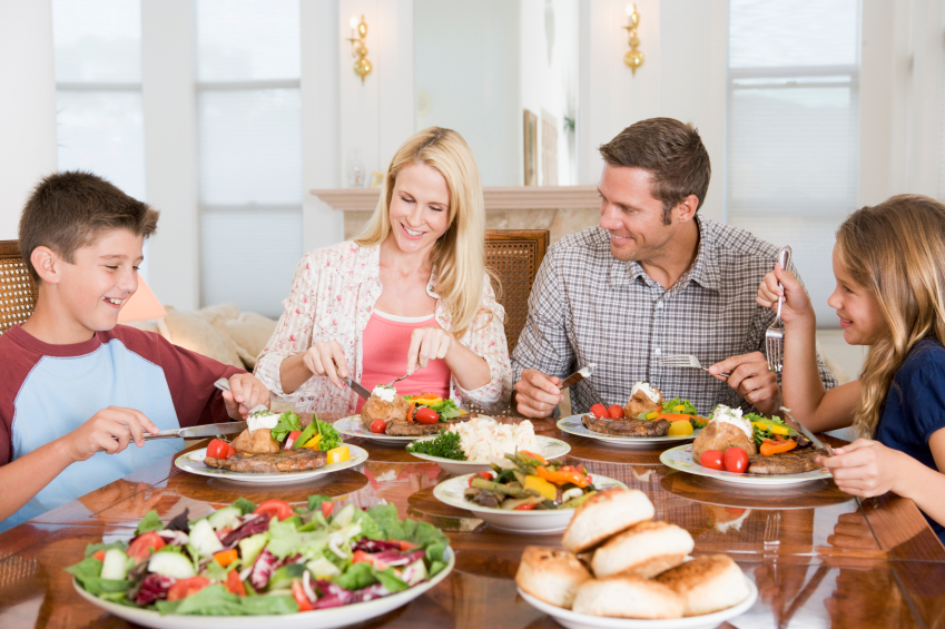Difficulties With Eating Meals Which Are Processed