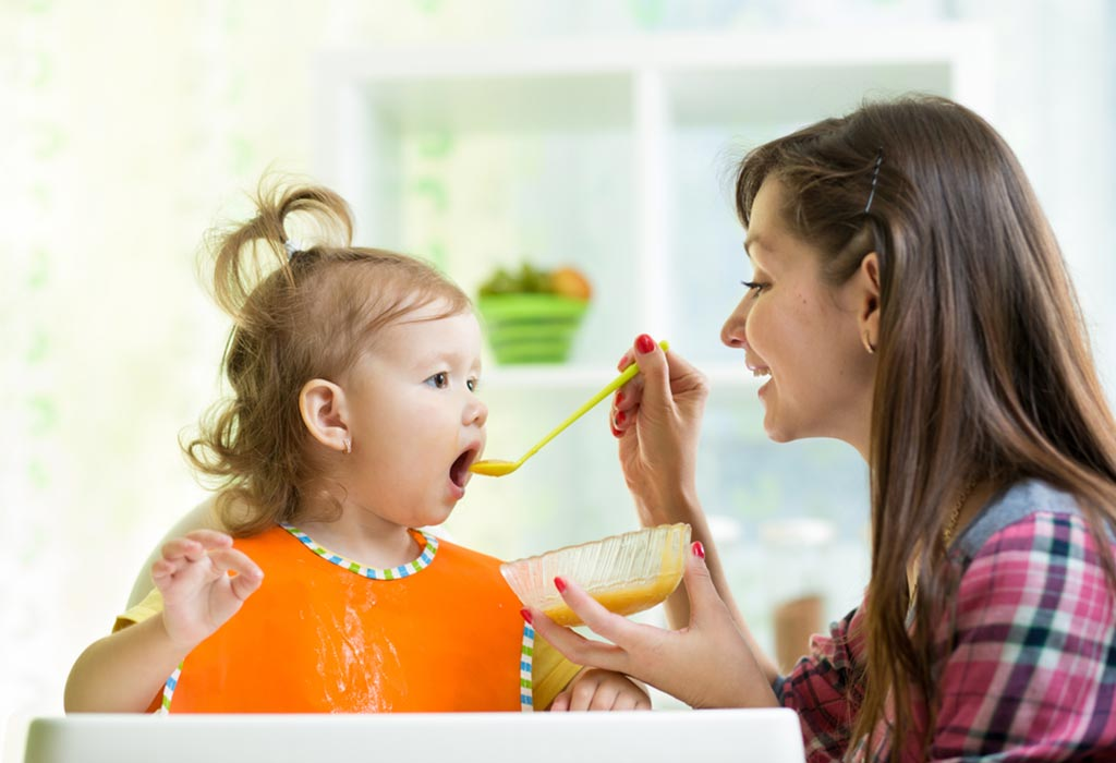The Very Best Food to give Your Child