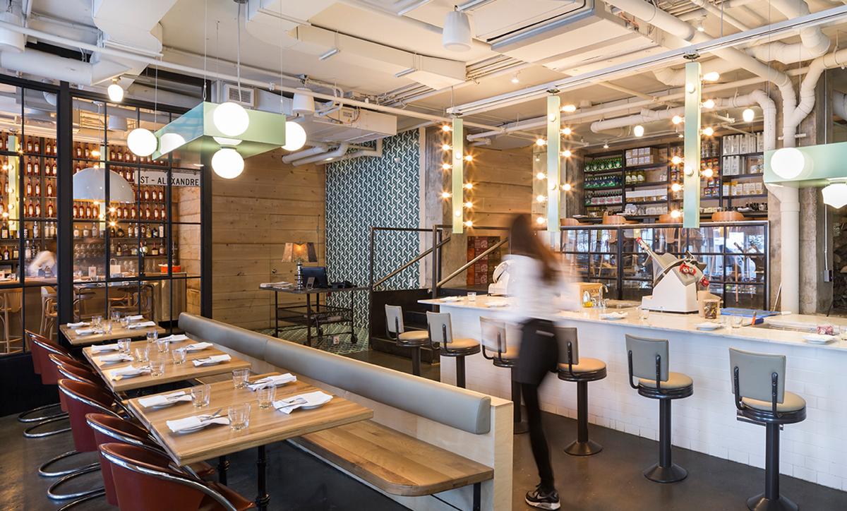 The Fundamentals regarding how to Design a cafe or restaurant