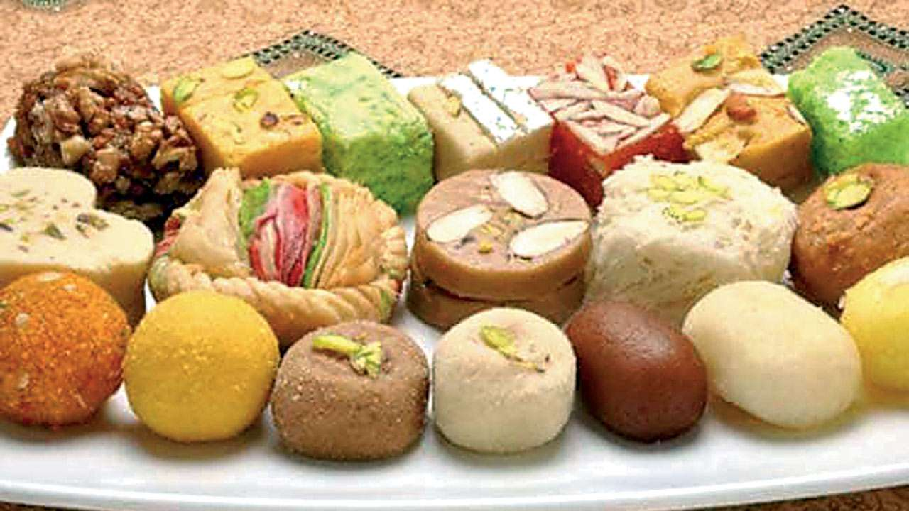 Popular North Indian sweet dishes