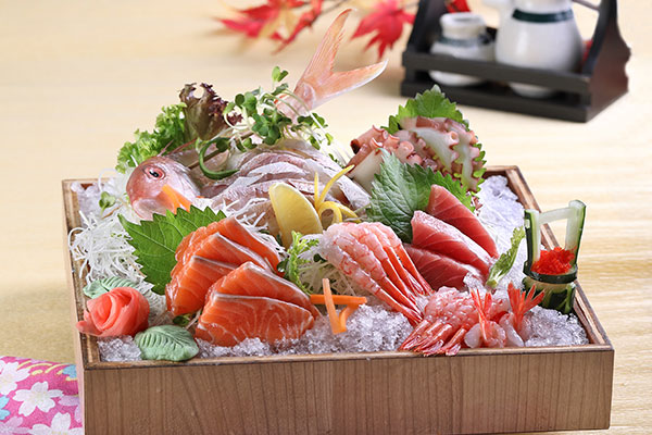 Attaining Home And Restaurant Sashimi Singapore Dishes