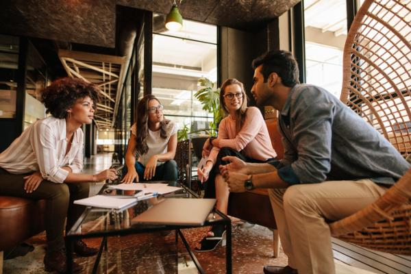 4 Common Things Found in New Age Millennial Offices